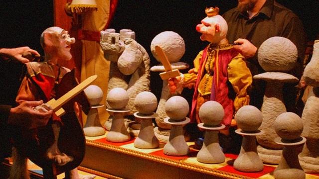 Tropos Teatro, 'Y los sueños, sueños son'