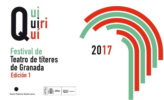 QUIQUIRIQUÍ, el Festival Internacional de Títeres de Granada, convoca a artistas emergentes