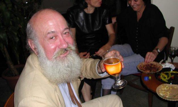 Cabaret Otaliano, en el 10º aniversario de la muerte de Pepe Otal y de Mariona Masgrau. Discurso de Pedro Nares