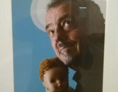 30 años de Trulé, exposición fotográfica sobre el trabajo realizado por el maestro titiritero Manuel Dias, en Évora