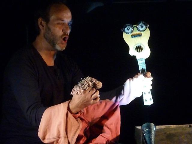 El Parque de las Marionetas en Zaragoza II: Valeria Giuglietti, La Carreta, MetaZero, Javier Aranda, La Chaminera, Plain Bob, Civi Civiac y Títeres Sin Cabeza