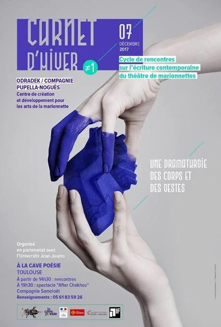 Encuentro en Toulouse: 'Dramaturgia de los Cuerpos y de los Gestos', organizado por el centro Odradek. 'After Tchekhov', de la compañía Samoloet