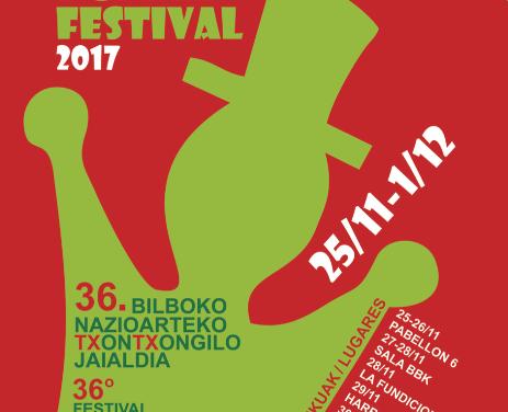 Juanjo Corrales, director del BILBAO TX, el nuevo Festival Internacional de Títeres de Bilbao