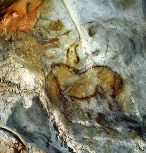 Arte rupestre, chamanismo y teatro de sombras, por Felipe Garduño