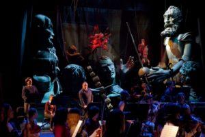 Títeres y Ópera, curso de Etcétera en el Teatro Real de Madrid @ Teatro Real | Madrid | Comunidad de Madrid | España