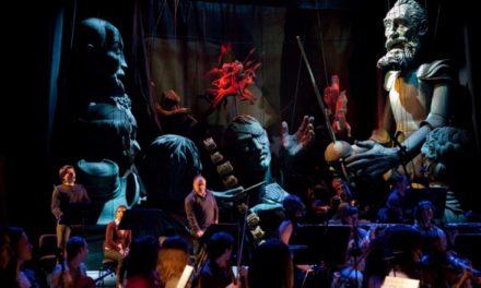 Títeres y Ópera, curso de Etcétera en el Teatro Real, días 12 y 13 de mayo