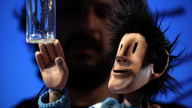 Philemón, el viaje creativo de la compañía El Dit al Nas, por Irma Borges