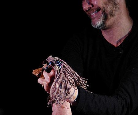 Vida, de Javier Aranda, en el Festival Ròmbic de Barcelona