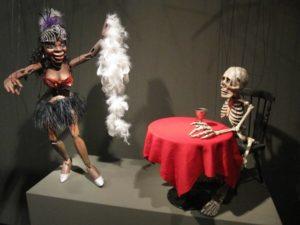 Helena Millán, Exposición de Marionetas, en el Torreón Fortea de Zaragoza @ Torreón Fortea, Zaragoza | Zaragoza | Aragón | España