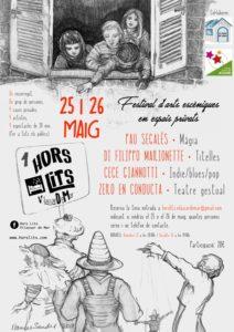 Festival HORS LITS de Vilassar de Mar @ Vilassar de Mar | Cataluña | España