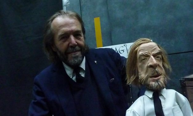 La Tartana recibe en Sevilla el Premio Farolito a la trayectoria. Javier Aranda en La Alameda y conferencia sobre Polichinela de Toni Rumbau