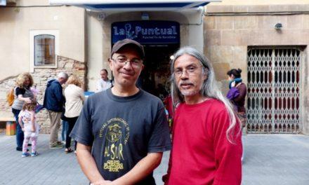 El Chonchón en la Puntual de Barcelona: reportaje fotográfico de Jesús Atienza