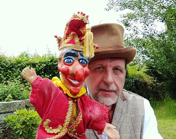 FIMO – Festival Internacional de Marionetas de Ovar II: Clive Chandler, FolleMente, Alex Piras, Partículas Elementales, Carolina Khoury