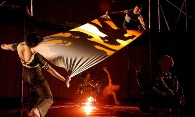 Programa de Teatro de Sombras en el Museu da Marioneta de Lisboa