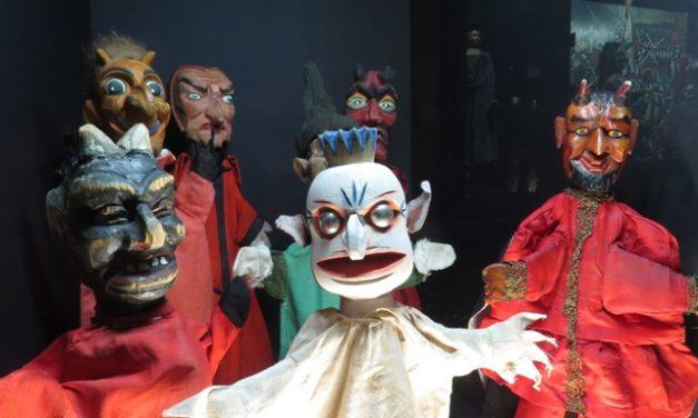 Nuevos fondos en el Museu da Marioneta de Lisboa