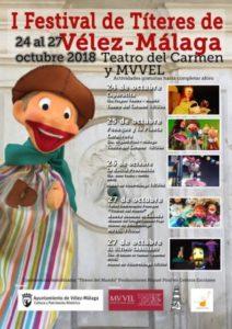 I Festival de Títeres de Vélez-Málaga @ Vélez-Málaga | Vélez-Málaga | Andalucía | España
