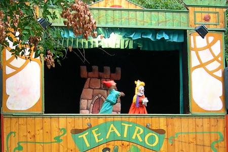 PELEGRÍN en las FIESTAS DEL PILAR de Zaragoza y El Espejo Negro en el Teatro Arbolé