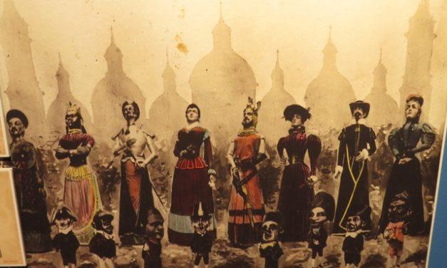 III- TITIRITERAS: VI Festival Iberoamericano de Teatro para niños y niñas del Teatro Arbolé – Teatro Tres Tigres y Exposición sobre Las Fiestas del Pilar