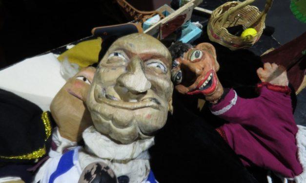 II- TITIRITERAS: VI Festival Iberoamericano de Teatro para niños y niñas del Teatro Arbolé – Chachakun, Pizzicatto y Titiritainas