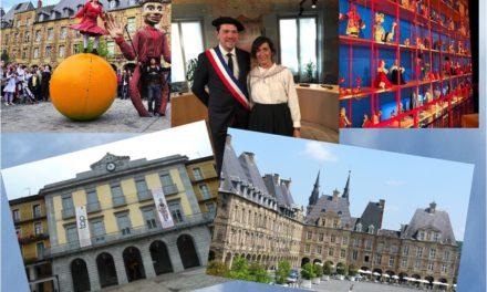 Las ciudades de Charleville-Mézières y Tolosa  se hermanan