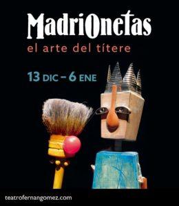 Exposición 'Madrionetas. El arte de los títeres' en Madrid, por La Tartana @ Centro Cultural Fernán Gómez de Madrid  | Madrid | España