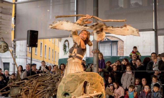 Titirijai 2018 – IV – Premio a Titiriguiri, Homenajes y últimos espectáculos: Gaudeamus, Di Filippo, Clochards Célestes, Kontukantari 2 y Sopa de Estrellas