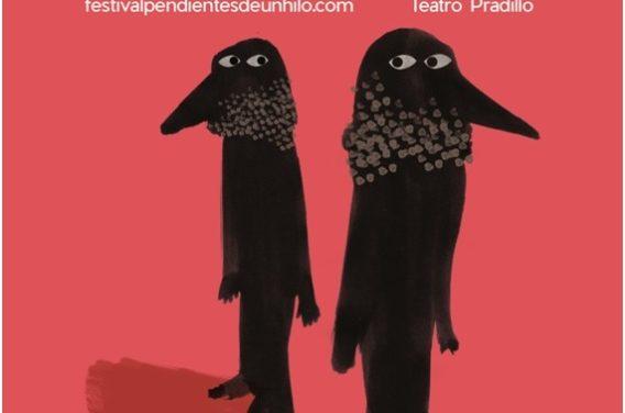 La Tartana presenta: Festival 'Pendientes de un hilo' en la Sala Pradillo y Exposición en Centro Cultural Fernán Gómez, Madrid. Festival Madrionetas