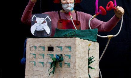 Conmemoración del 30 aniversario de la creación del Teatro Lambe-Lambe, por Paula Casanova
