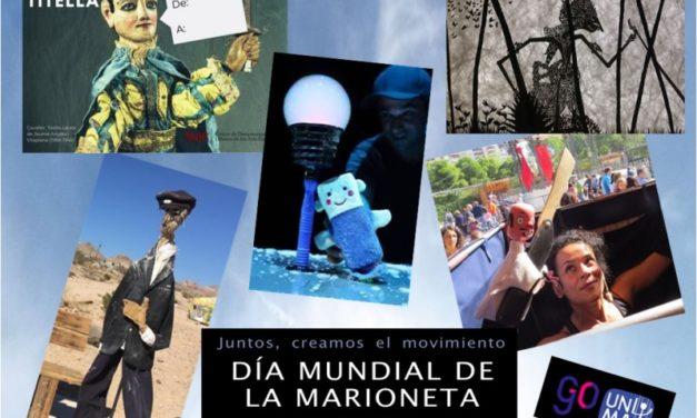 Celebración del Día Mundial de la Marioneta en los Museos de Títeres de Lisboa, Tolosa, Barcelona y Albaida