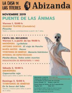 Abizanda: Ouente de las Ánimas @ La Casa de los Títeres | Abizanda | Aragón | España