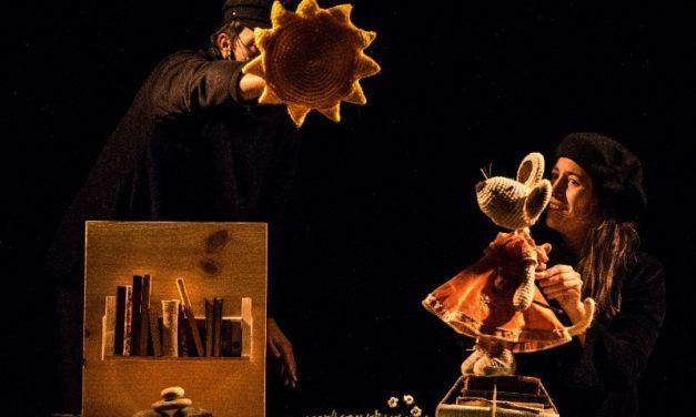 'La rateta Martina i el ratolí Serafí', la renovada y pícara versión de un clásico, en la Sala Fènix de Barcelona, por Irma Borges
