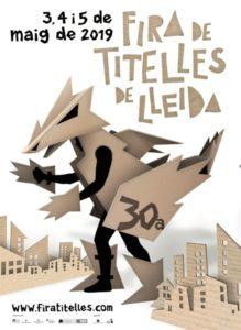 A punt la 30 Fira de Titelles de Lleida 2019 @ Lleida | Lérida | Cataluña | España
