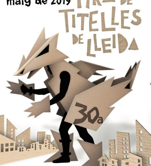 A punto la 30 Fira de Titelles de Lleida 2019
