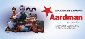 'La magia de los Estudios Aardman', exposición en el Museu da Marioneta de Lisboa @ Museu da Marioneta de Lisboa | Lisboa | Lisboa | Portugal