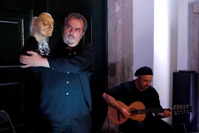 Mó, 4º Festival de Marionetas en Oeiras, Portugal