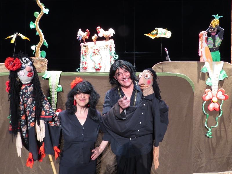 III- El Festival de Titelles al Cabanyal, Valencia: Los Titiriteros de Binéfar. La Sala Títere: el Teatro de Autómatas de Juan Picó