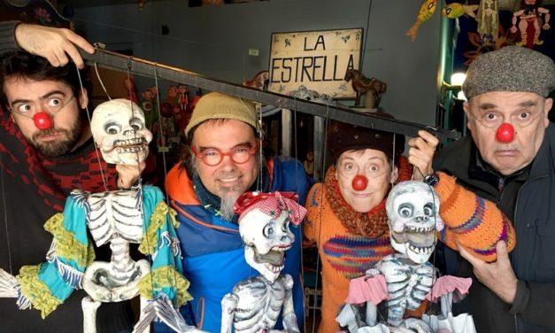 II- El Festival de Titelles al Cabanyal, Valencia: Dani Miquel + La Estrella y Tanxarina
