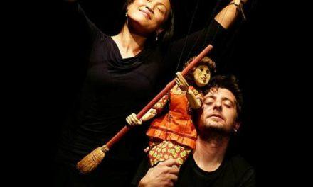 III- Mó, Festival de Marionetas de Oeiras: De Filippo Marionetti, Théâtre Magnétic y Bufos Theatre