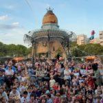 I- El Parque de las Marionetas 2019 – Zaragoza: Los Titiriteros de Binéfar, Dan Bishop, Viravolta, Borja Insúa, Luís Zornoza y el Tragachicos