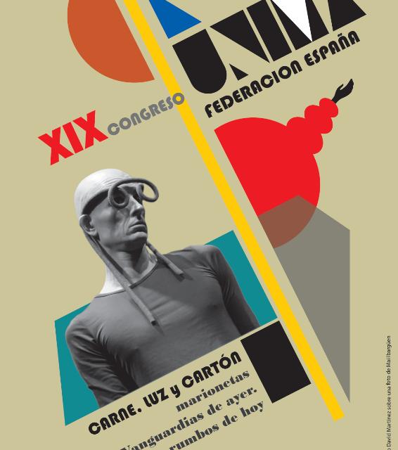 XIX Congreso de Unima Federación España 2019 en Zaragoza
