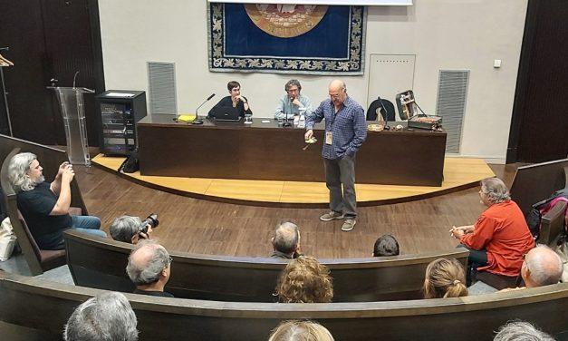 I – Congreso de Unima Federación España 2019 – Zaragoza: Hop Signor Puppet Theatre, Helénè Beauchamp, Cariad Astles, Adolfo Ayuso, Paco Paricio