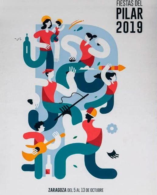 El Parque de las Marionetas en Zaragoza: Fiestas del Pilar 2019