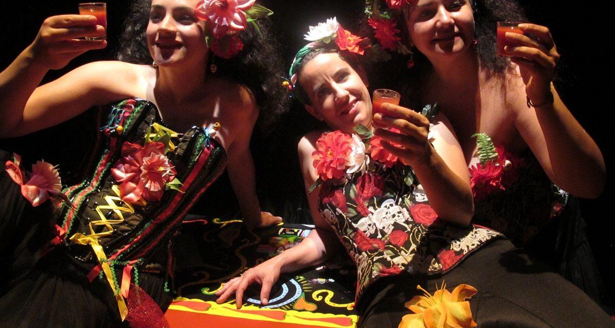 'Pendientes de un hilo', Festival de Títeres y Objetos en Madrid