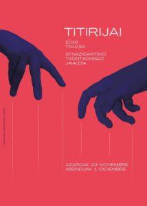 Titirijai 2019: 10º aniversario del TOPIC y programa de espectáculos @ TOPIC de Tolosa