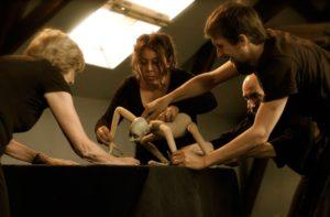 Curso 'Acercarse al Teatro Visual' @ Mots de tête cie.