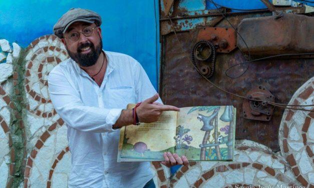 'El príncipe vestido de papel'. Entrevista a David Acera, escritor y actor asturiano, de visita en Cuba. Por Sergio Jesús Martínez Villalonga
