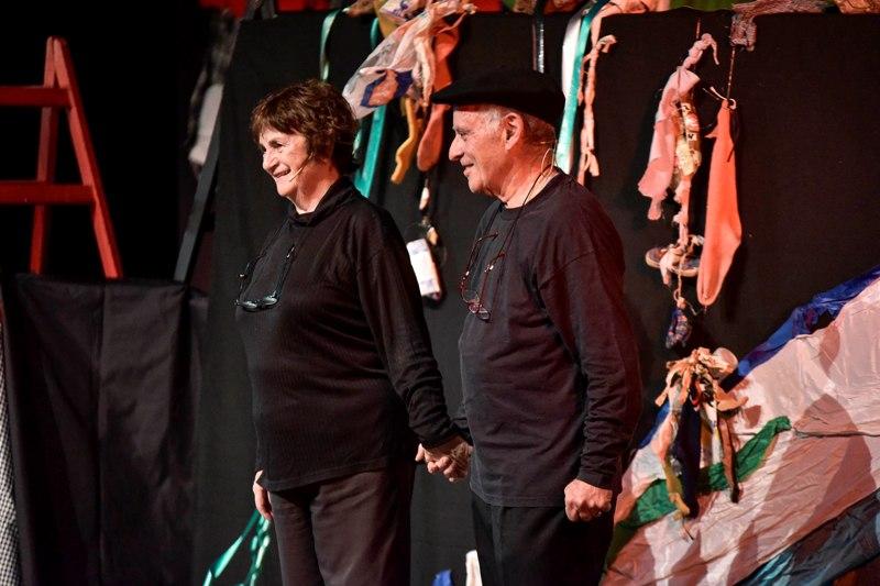 VI – Titirijai 2019: Galiot Teatre, Antonella D'Ascenzi y Txotxongillo Taldea