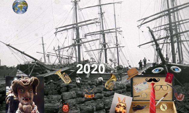 Los muelles de desembarco del 2020. Congreso de UNIMA en Bali y Estudio del Sector en España.