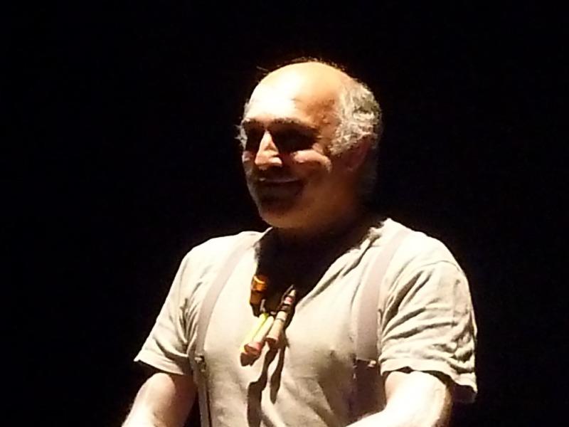 Paco Paricio, de los Titiriteros de Binéfar, o el teatro popular de los títeres. Entrevista