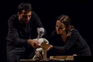 Del objeto al personaje. Curso de manipulación y creación de números de títeres. Escuela Internacional de Teatro Arturo Bernal, Madrid @ ESCUELA INTERNACIONAL DE TEATRO ARTURO BERNAL